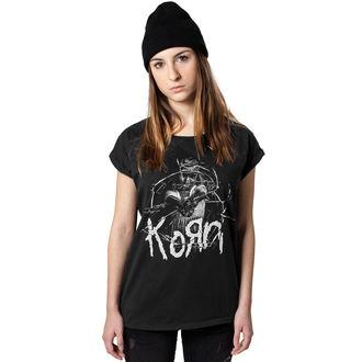 metál póló női Korn - Cracked Glass - NNM, NNM, Korn
