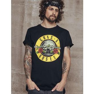 metál póló férfi Guns N' Roses - Logo - URBAN CLASSICS, URBAN CLASSICS, Guns N' Roses