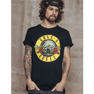 metál póló férfi Guns N' Roses - Logo - NNM, NNM, Guns N' Roses