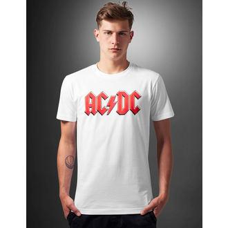metál póló férfi AC-DC - Logo - NNM, NNM, AC-DC