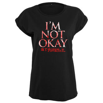 metál póló női My Chemical Romance - I'M NOT OK - URBAN CLASSICS, URBAN CLASSICS, My Chemical Romance
