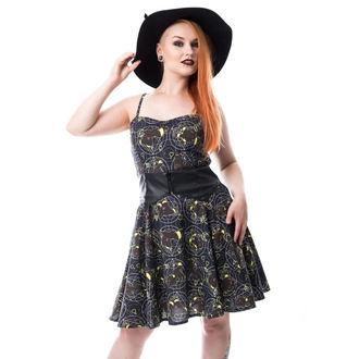 CUPCAKE CULT női ruha - MOON FOX - FEKETE, CUPCAKE CULT