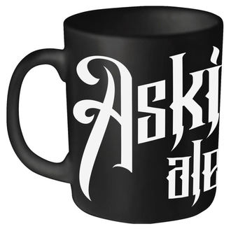 ASKING ALEXANDRIA bögre - SPADE SKULL - PLASTIC HEAD, PLASTIC HEAD, Asking Alexandria