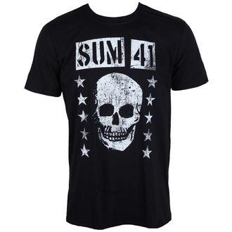 metál póló férfi Sum 41 - GRINNING SKULL - PLASTIC HEAD, PLASTIC HEAD, Sum 41