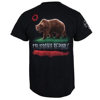 tričko pánské TOOL - CALIFORNIA REPUBLIC - PLASTIC HEAD, PLASTIC HEAD, Tool