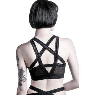 KILLSTAR sport- melltartó női - Curse Tina - Fekete, KILLSTAR
