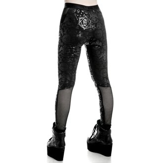 KILLSTAR női nadrág (leggings) - Ruthless Taste It - Fekete, KILLSTAR