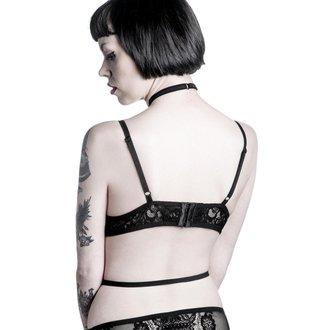 KILLSTAR melltartó  - Bella Morte Parisian - Fekete, KILLSTAR
