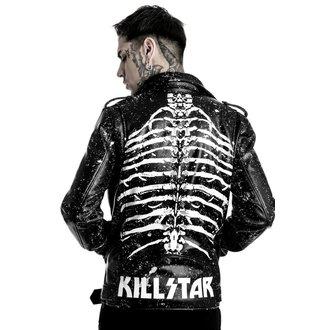 bőrdzseki - Morgue Master - KILLSTAR - K-JKT-M-2135