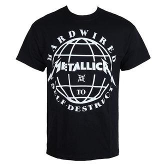 metál póló férfi Metallica - Hardwired Domination - NNM, NNM, Metallica