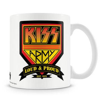 KISS bögre - Army - HYBRIS, HYBRIS, Kiss