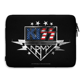 Kiss laptop tok - Army - HYBRIS, HYBRIS, Kiss