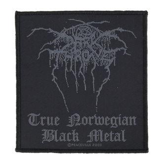 DARKTHRONE felvarró - TRUE NORWEGIAN BLACK METAL - RAZAMATAZ, RAZAMATAZ, Darkthrone