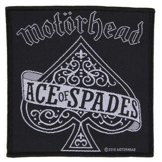 Motörhead felvarró - Ace Of Spades - RAZAMATAZ, RAZAMATAZ, Motörhead