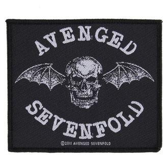 AVENGED SEVENFOLD felvarró- DEATH BAT - RAZAMATAZ, RAZAMATAZ, Avenged Sevenfold