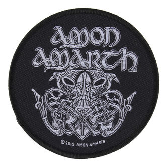 AMON AMARTH felvarró - ODIN - RAZAMATAZ, RAZAMATAZ, Amon Amarth