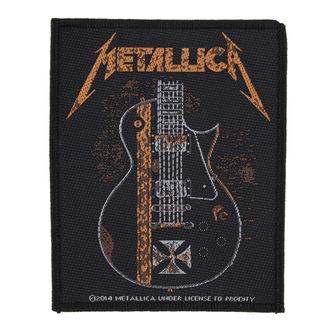 METALLICA fevlarró - HETFIELD GUITAR - RAZAMATAZ, RAZAMATAZ, Metallica