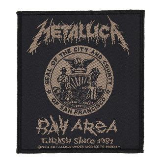 METALLICA felvarró - BAY AREA THRASH - RAZAMATAZ, RAZAMATAZ, Metallica