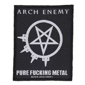 ARCH ENEMY felvarró - PURE FUCKING METAL - RAZAMATAZ, RAZAMATAZ, Arch Enemy