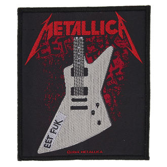 METALLICA felvarró - EET FUK - RAZAMATAZ, RAZAMATAZ, Metallica