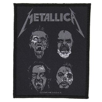 METALLICA felvarró - UNDEAD - RAZAMATAZ, RAZAMATAZ, Metallica