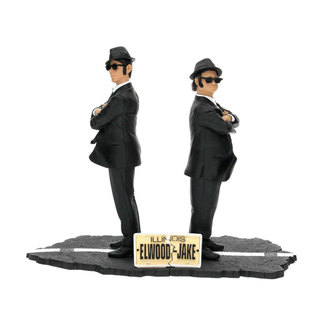 Blues Brothers figura - Jake & Elwood, NNM, Blues Brothers