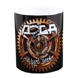 DOGA Bögre - logo-Hard Werk, Doga