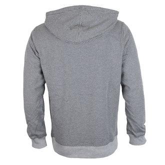 kapucnis pulóver férfi - Microdot Popover - CONVERSE, CONVERSE