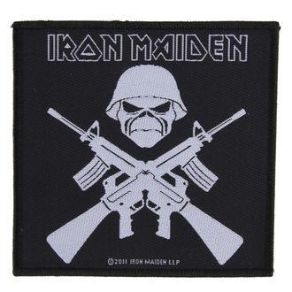 felvarró IRON MAIDEN - A MATTER OF LIFE AND DEATH - RAZAMATAZ, RAZAMATAZ, Iron Maiden