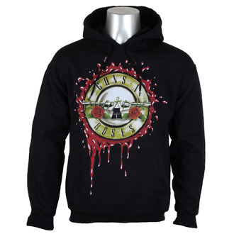 kapucnis pulóver férfi Guns N' Roses - Bloody Bullt - BRAVADO, BRAVADO, Guns N' Roses