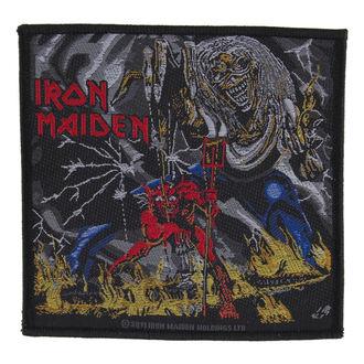 felvarró IRON MAIDEN - NUMBER OF THE BEAST - RAZAMATAZ, RAZAMATAZ, Iron Maiden