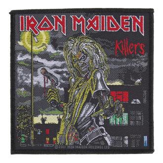 felvarró IRON MAIDEN - KILLERS - RAZAMATAZ, RAZAMATAZ, Iron Maiden