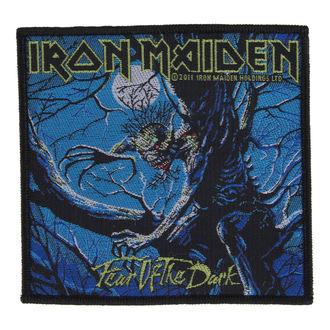 felvarró IRON MAIDEN - FEAR OF THE DARK - RAZAMATAZ, RAZAMATAZ, Iron Maiden