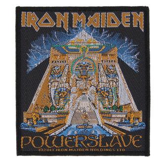 felvarró IRON MAIDEN - POWERSLAVE - RAZAMATAZ, RAZAMATAZ, Iron Maiden