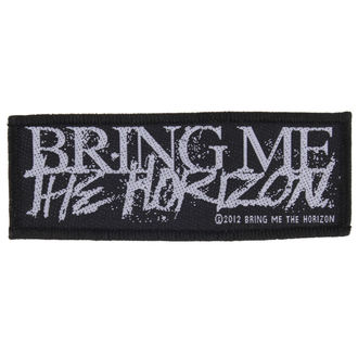 felvarró BRING ME THE HORIZON - HORROR LOGO - RAZAMATAZ, RAZAMATAZ, Bring Me The Horizon