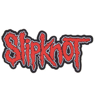 felvarró SLIPKNOT - LOGO CUT-OUT - RAZAMATAZ - SP2632