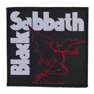 felvarró BLACK SABBATH - CREATURE - RAZAMATAZ, RAZAMATAZ, Black Sabbath