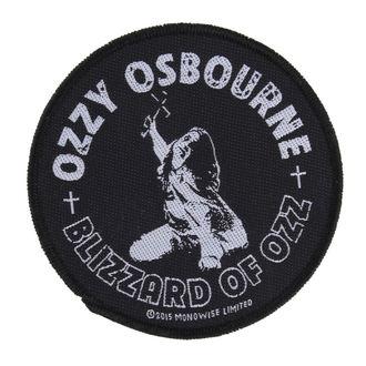 felvarró OZZY OSBOURNE - BLIZZARD OF OZZ - RAZAMATAZ, RAZAMATAZ, Ozzy Osbourne