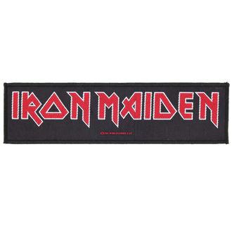 felvarró IRON MAIDEN - LOGO - RAZAMATAZ, RAZAMATAZ, Iron Maiden