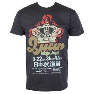metál póló férfi Queen - TOKYO,JAPAN - BRAVADO, BRAVADO, Queen
