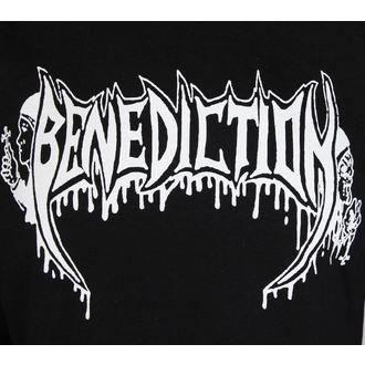 kapucnis pulóver női Benediction - Old School - NNM, NNM, Benediction