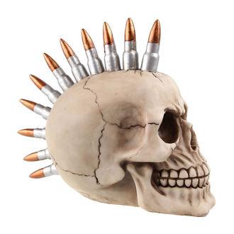 Skull with bullets koponya (doboz)