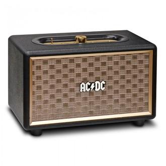 Hangszóró  AC  /  DC  - CLASSIC CL2 VINTAGE PORTABLE BLUETOOTH SPEAKER - FEKETE, AC-DC