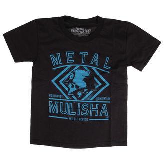utcai póló férfi gyermek - DUST - METAL MULISHA, METAL MULISHA