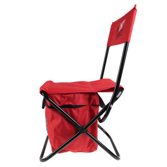 INDEPENDENT Összecsukható szék- Only Choice Chair - Piros, INDEPENDENT