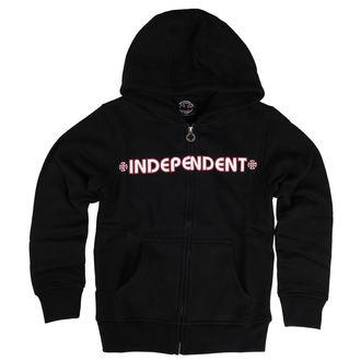 kapucnis pulóver férfi gyermek - Bar Cross - INDEPENDENT, INDEPENDENT