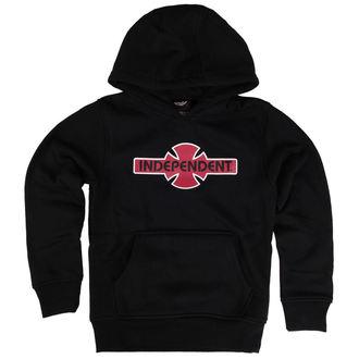 kapucnis pulóver férfi gyermek - Youth OGBC - INDEPENDENT, INDEPENDENT