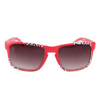INDEPENDENT napszemüveg - Cross / Bar Cardinal Red, INDEPENDENT