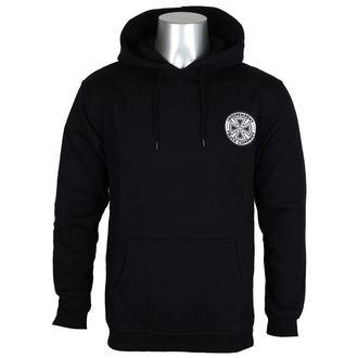 kapucnis pulóver férfi - Colours Black - INDEPENDENT, INDEPENDENT