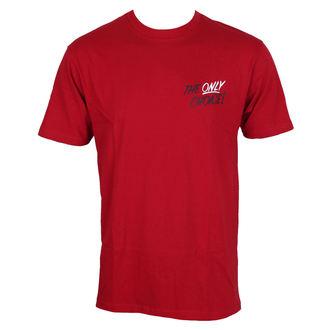 utcai póló férfi - Only Choice Cardinal Red - INDEPENDENT, INDEPENDENT